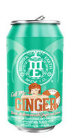 Call Me Ginger by Mother Earth Brewing Co.