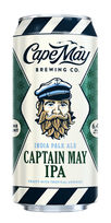 Captain May IPA, Cape May Brewing Co.