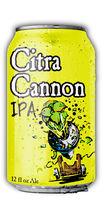 Citra Cannon, Heavy Seas Beer