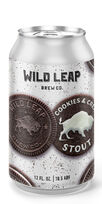 Cookies & Cream Stout, Wild Leap Brew Co.