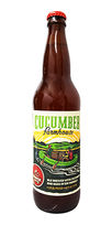 Cucumber Farmhouse Uinta beer