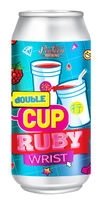 Double Cup Ruby Wrist, Pontoon Brewing
