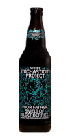 Your Father Smelt of Elderberries Stone Beer