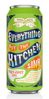 Everything But The Kitchen Sink Hazy Juicy IPA, Two Roads Brewing
