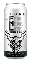 Fear.Movie.Lions Double IPA, Stone Brewing