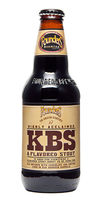Founders Brewing KBS beer