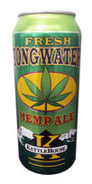 Fresh Bongwater Hemp Ale by KettleHouse Brewing Co.