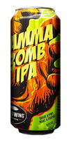 Warped Wing beer Gamma Bomb IPA