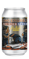 Gingerbread Murder Scene, Pontoon Brewing