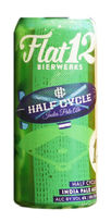 Flat 12 Bierwerks Half Cycle IPA beer