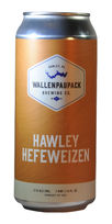 Hawley Hefeweizen, Wallenpaupack Brewing Co.