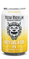 Hazy Like a Fox, New Realm Brewing
