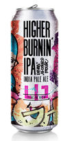 Higher Burnin IPA, LIC Beer Project