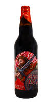 Highland Charge Bourbon Barrel Aged Wee Heavy Scottish Ale, Heathen Brewing