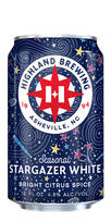 Highland Stargazer White, Highland Brewing Co
