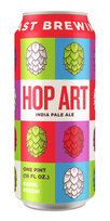Coast Brewing Hop Art Beer