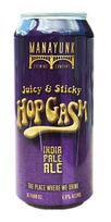 Manayunk Beer Hopgasm Sticky IPA