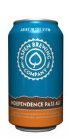 Independence Pass Ale by Aspen Brewing Co.
