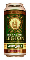 Irish Coffee Barrel-Aged Legion, Community Beer Co.