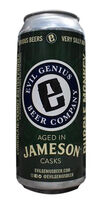 Jameson Barrel Aged Purple Monkey Dishwasher, Evil Genius Beer Co.