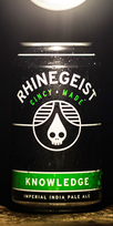 Knowledge, Rhinegeist Brewery