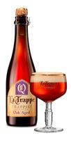 La Trappe Quadrupel Oak-Aged by Trappist Brewery Koningshoeven