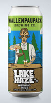 Lake Haze #15, Wallenpaupack Brewing Co.