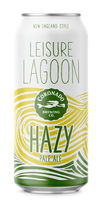 Leisure Lagoon Hazy Pale Ale, Coronado Brewing Co.