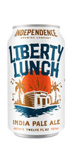 Independence Brewing Liberty Lunch IPA beer