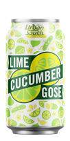 Lime Cucumber Goze, Urban South Brewery