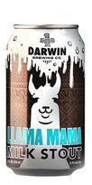 Llama Mama Milk Stout, Darwin Brewing Co.