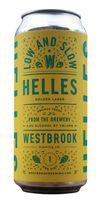 Low & Slow Helles, Westbrook Brewing Co.