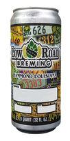 Zulu King Coconut Porter, Low Road Brewing