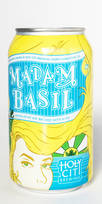 Madam Basil, Holy City Brewing