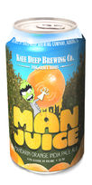 Man Juice by Knee Deep Brewing Co.