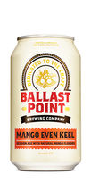 Mango Even Keel Ballast Point Beer