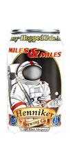 Henniker Beer Miles & Miles Dry Hopped Pale Ale