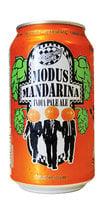 Modus Mandarina Ska Beer