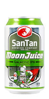 Moonjuice IPA beer Santan brewing