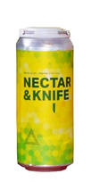 Nectar & Knife Triple Crossing Brewing beer