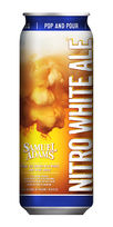 Nitro White Ale Samuel Adams Beer