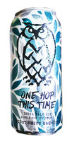 Night Shift Brewing One Hop This Time Rotating Single-Hop IPA series ber