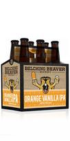 Orange Vanilla IPA, Belching Beaver Brewery