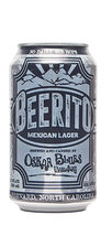 Oskar Blues Brewing Beerito Mexican Lager Beer