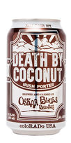 Death by coconut oskar blues beer