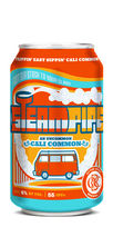 Otter Creek Steampipe Cali Common beer