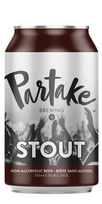 Partake Brewing Stout, Partake Brewing