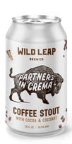 Partners in Crema, Wild Leap Brew Co.