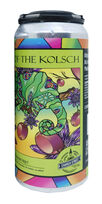 Passion of the Kolsch, Church Street Brewing Co.