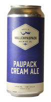 Paupack Cream Ale, Wallenpaupack Brewing Co.